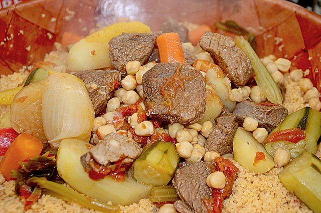 couscous et cuisine tunisienne