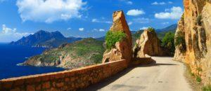 Corse Piana Route