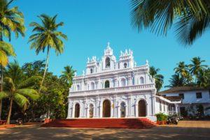 Eglise à Goa