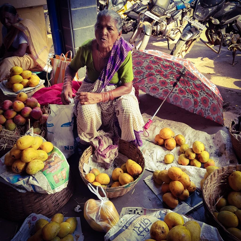 Goa marché