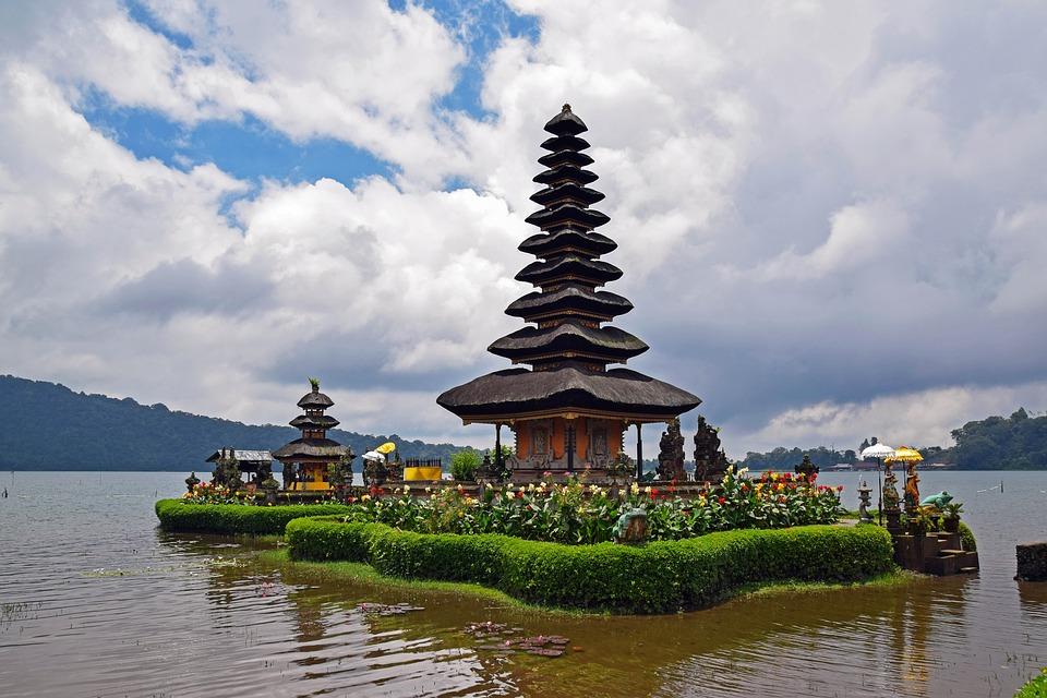 un séjour en Indonésie